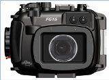 Fantasea Line FG16 Underwater Housing for Canon PowerShot G16 Digital Camera ** For more information, visit image link.