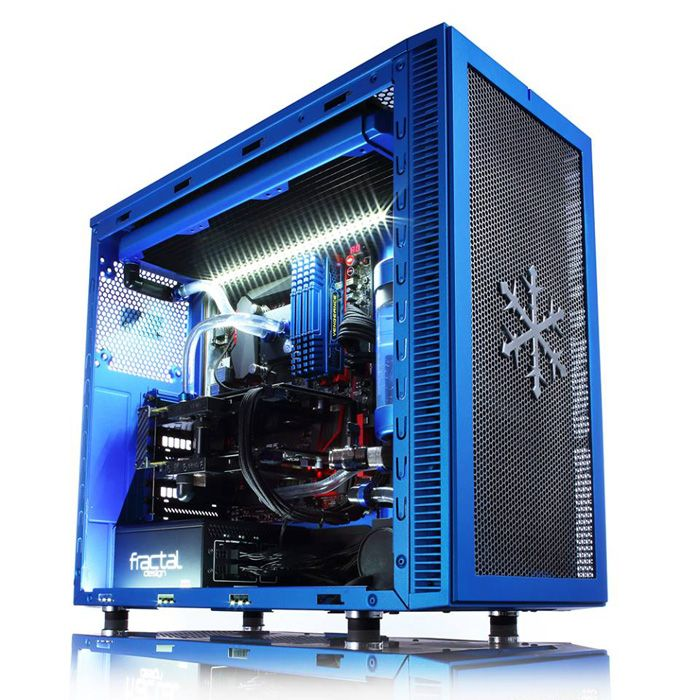 this mnpctech custom gaming pc project is for computex brought to you by fractal design and asus upholding the rog gaming legacy asus rog proudly a