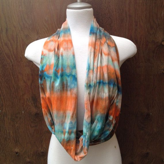 Check out this item in my Etsy shop https://www.etsy.com/ca/listing/254257545/orange-and-turquoise-organic-cotton