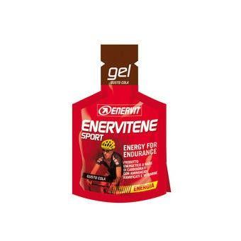 ENERVIT Enervitene Sport gel gusto cola - Store For Cycling