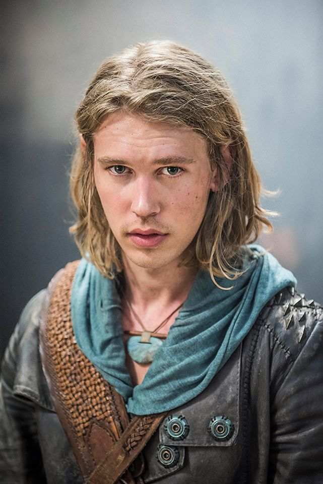 Austin Butler as (Wil Ohmsford) #TheShannaraChronicles