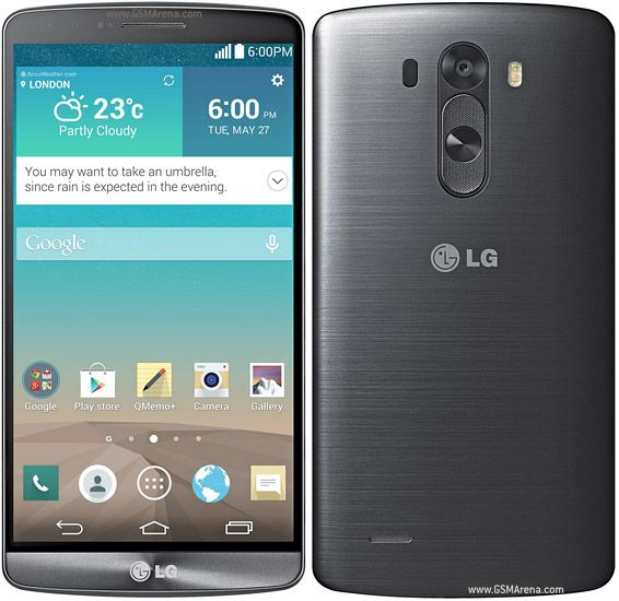 LG G3: Camera Modes and Features