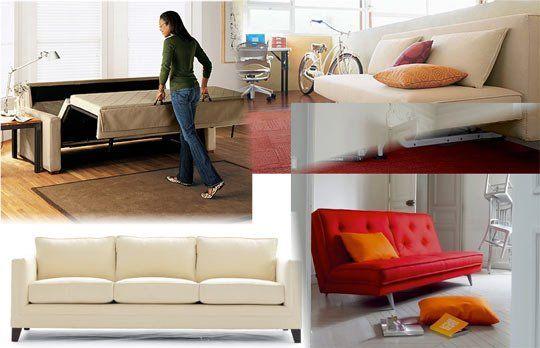 Best Sleeper Sofas & Sofa Beds 2008