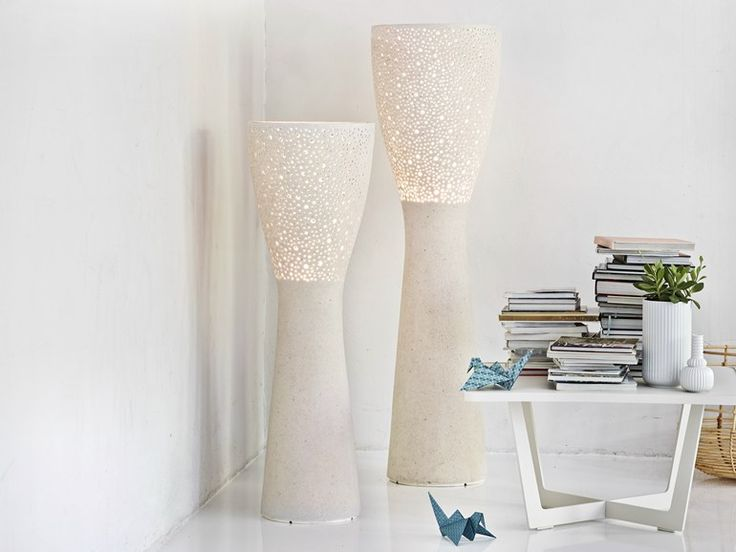 Floor lamp LIGHT UP by Cane-line