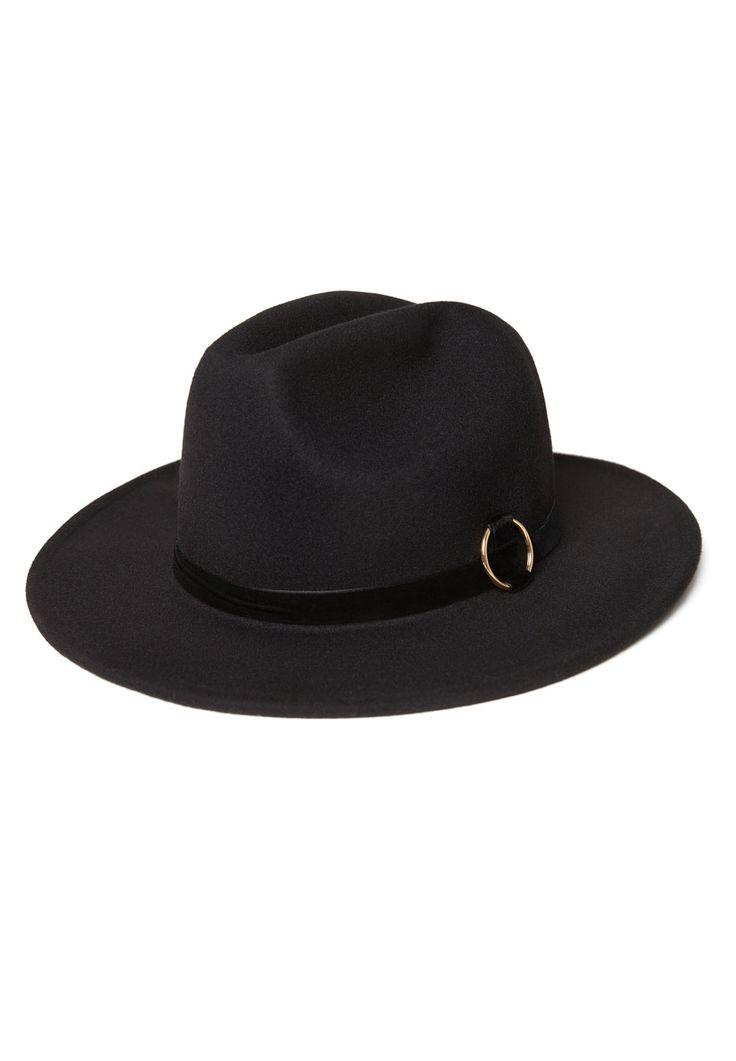 CAPELLA HAT BLACK, thumbnail-small | IvyRevel
