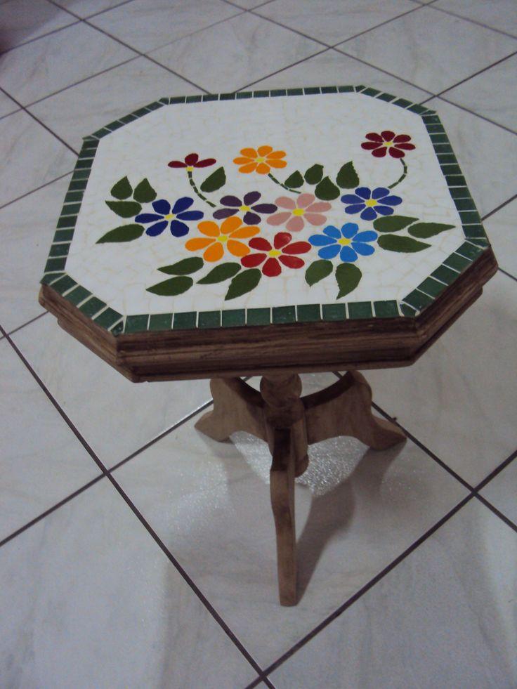 mesa de centro Mesa em Mosaico