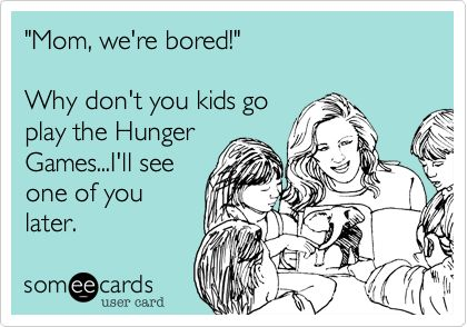 Parenting: you're doing it right.