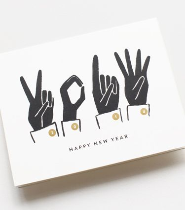 Top  Best New Year Card Ideas On   New Year Card