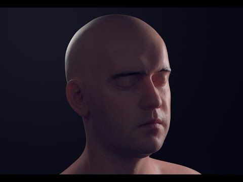 Tutorial No.49 : Understanding V-Ray Skin Material and creating a Realistic Human Skin, Part 01 - YouTube