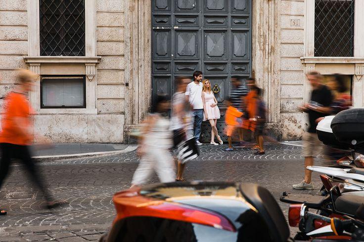 Римские каникулы. Свадебная история от 23 марта. Фотограф Алексей Усович, Санкт-Петербург, Россия