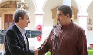 Zapatero y los otros cómplices de Maduro – Libertad Digital – The Bosch's Blog