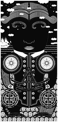 Ko Aotearoa Tenei! by artist and graphic designer Johnson Witehira