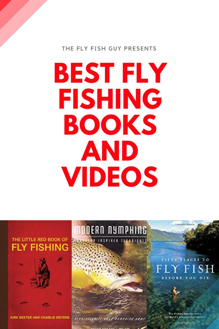 7033 best images about fishing tips and pictures on pinterest for Best fly fishing books