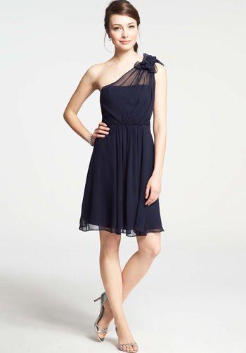 $265 Ann Taylor Bridesmaid Dress // Style: 302275