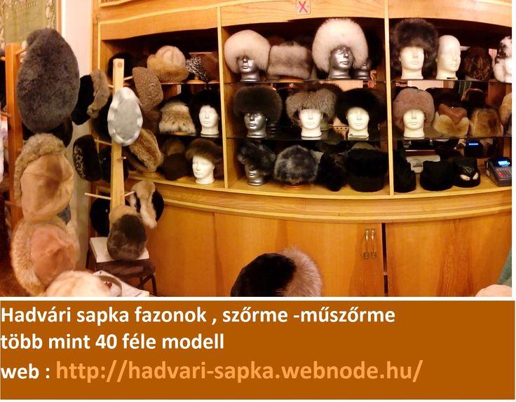 Saját fazonok - My styles  1072 Budapest , Rakoczi ut 6 HUNGARY    Facebook page :https://www.facebook.com/hadvarisapka