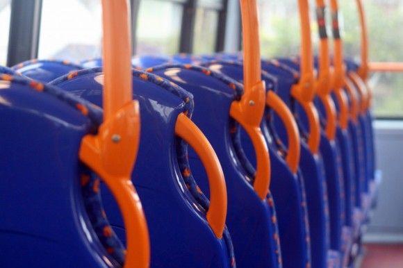 The Rea Vaya buses