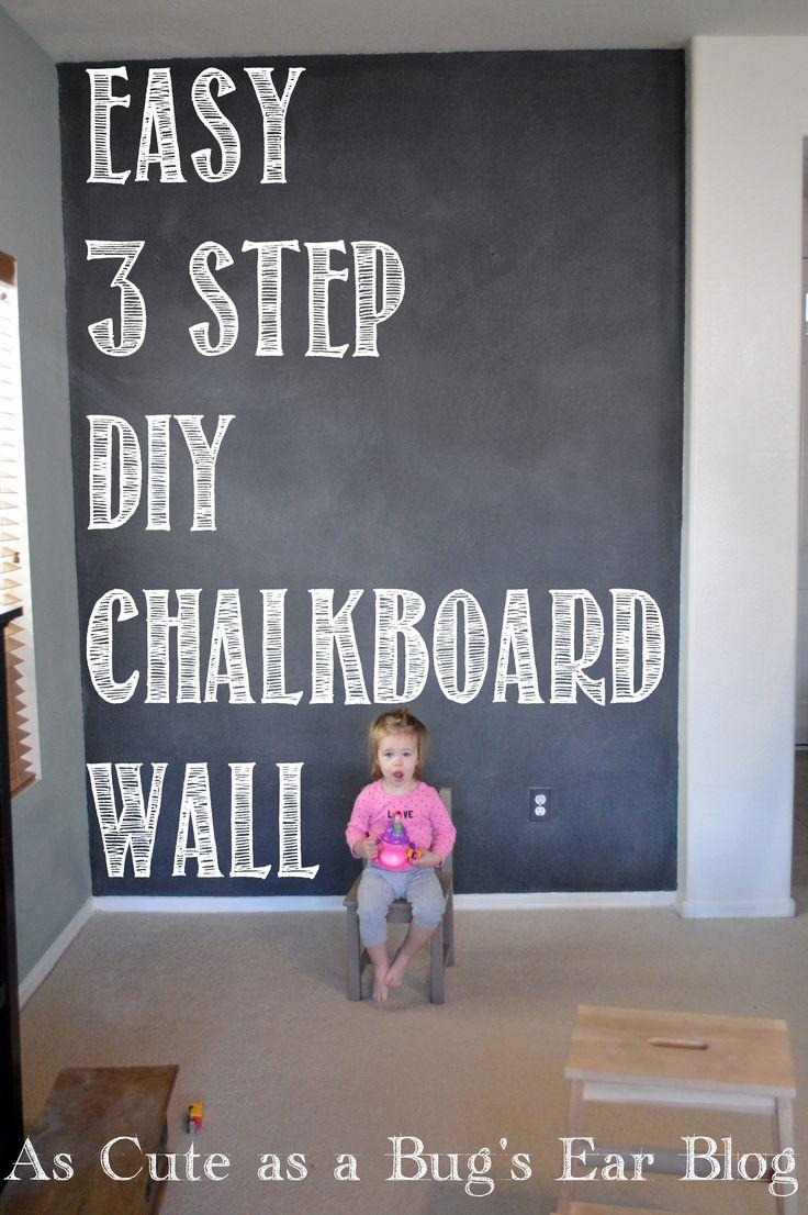 Best 25+ Chalkboard wall playroom ideas on Pinterest ...