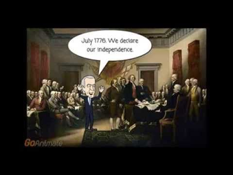 ▶ We'll never be Royals - A song about the American Revolution via Lorde - YouTube