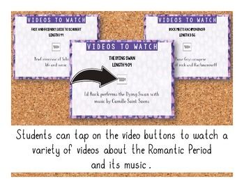Romantic-Period-in-Music-Quick-Guide-2153037 Teaching Resources - TeachersPayTeachers.com