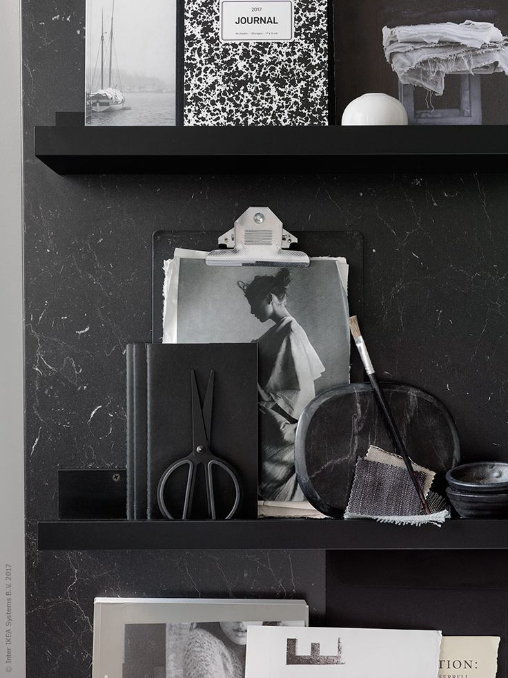 Style and Create — Love this DIY shelf idea by Pella Hedeby for IKEA,...