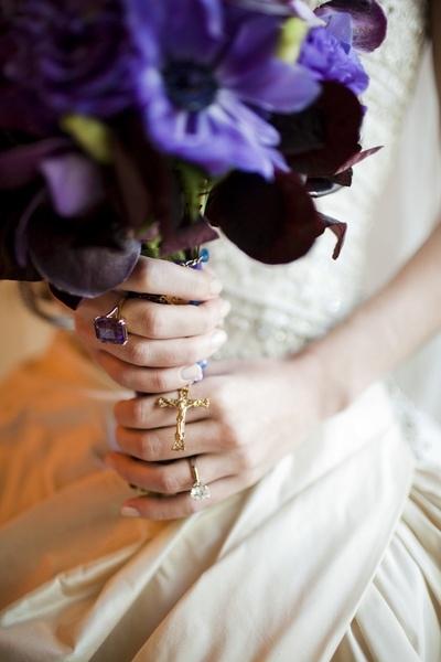 Christian Oth Studio NY | Purple | New York Wedding Photographers & Destination Wedding Photography