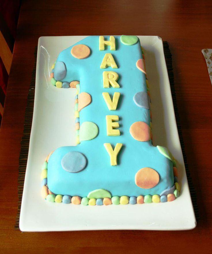 1st Birthday Cakes For Boys Ideas