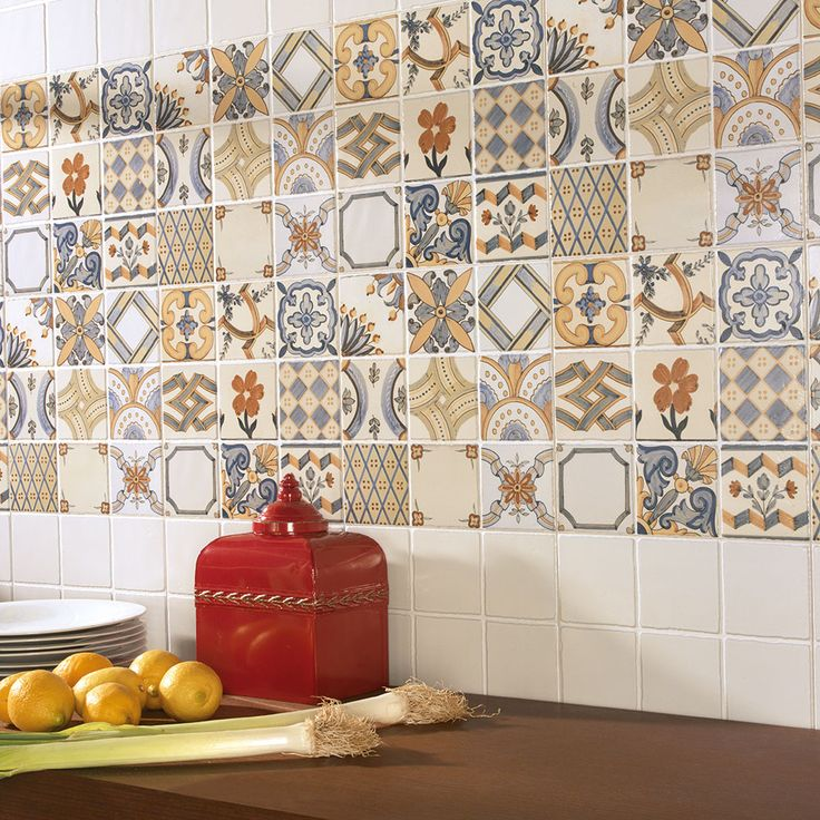 19 Best Images About Kitchen Tiles On Pinterest