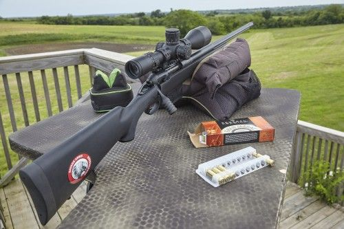 Savage Arms Model 10 FCP-SR Rifle in 308 Win