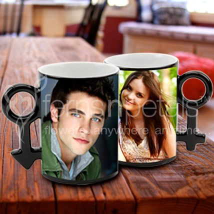 Personalized Mugs make a useful #valentinegift that will remind them of you everytime.