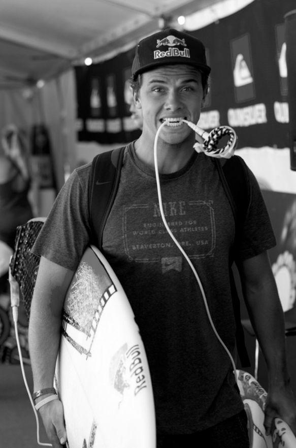 Julian Wilson Aussie pro surfer. Xox