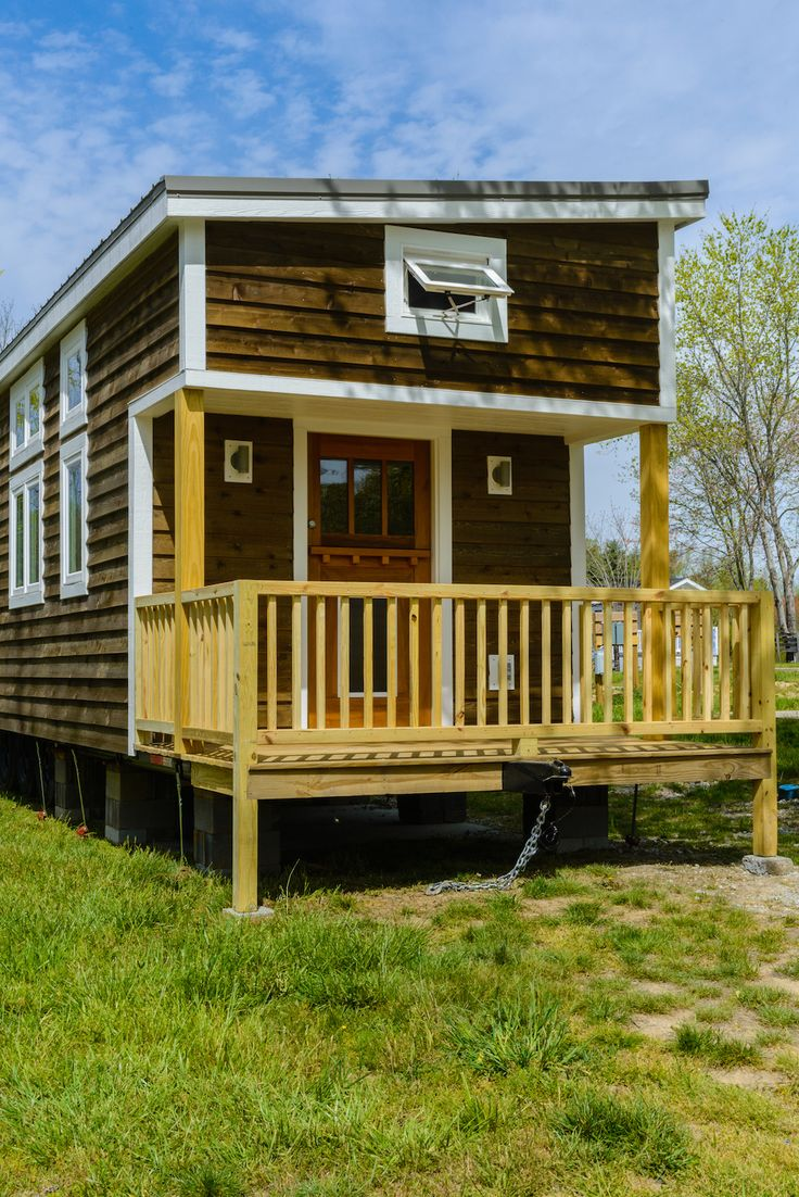 614 best Teeny Tiny Homes images on Pinterest | Small houses, Tiny ...