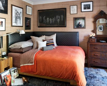 West Hollywood Residence, Eclectic Bedroom, Los Angeles