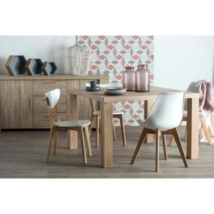 17 Best Ideas About Table Carr E 8 Personnes On Pinterest