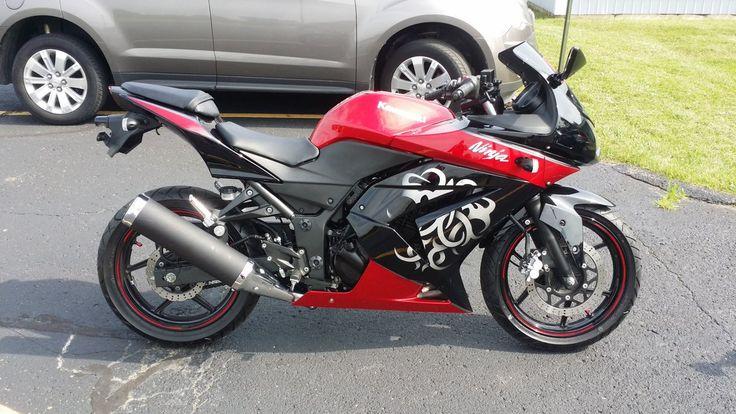2010 #Kawasaki #Ninja 250R #Motorcycles - #PawPaw, MI at #Geebo