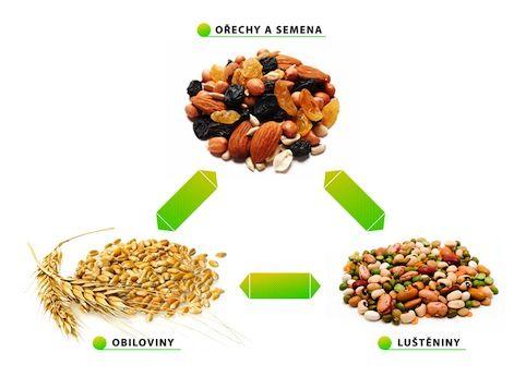 Veganské zdroje bílkovin s kompletním aminokyselinovým spektrem | Vegan Fighter