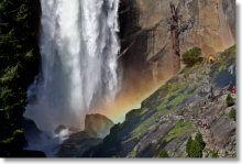 Yosemite Hikes: The Mist Trail