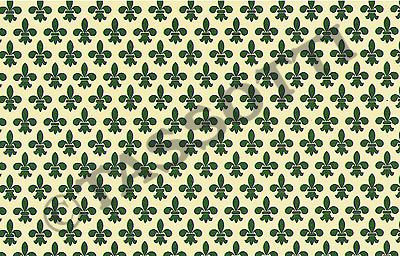 Tassotti - Paper Giglio verde Multi-use decorative paper for cardboard articles, origami, découpage, gift wrap 85 gr
