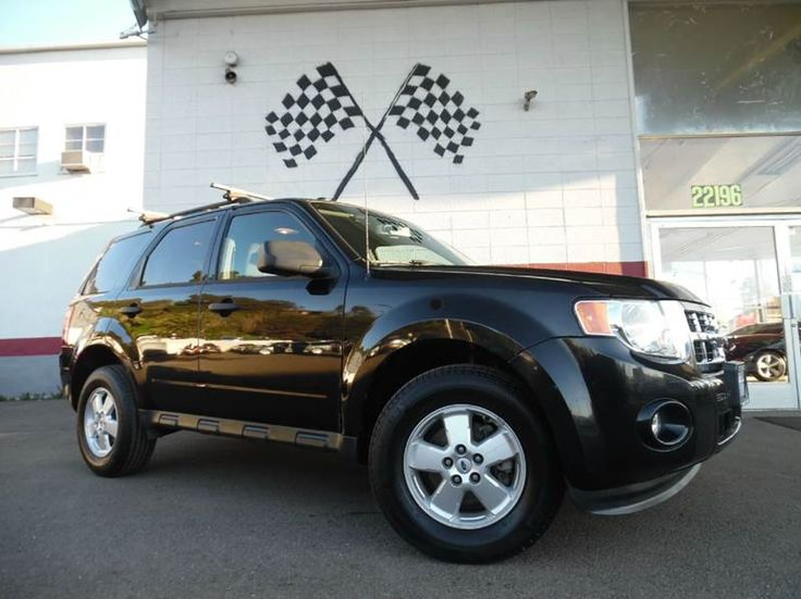 2011+FORD+ESCAPE+XLT+4DR+SUV