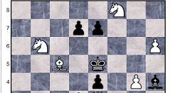 If one likes to play chess and love to solve logical puzzles then this game is for you. Daily a new chess puzzle will be uploaded where one has to mate the opponents chess game in the specified number of moves. There is online interface to play your move and computer will play as your opponent.