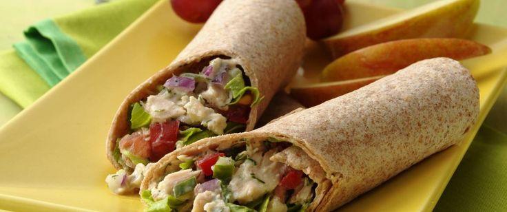 Le French Tuna Salad Sandwich Recipe — Dishmaps