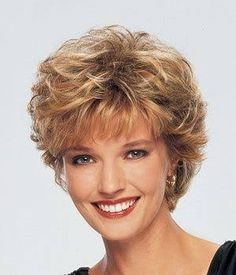 short hairstyles for ladies over 55 - Google Search