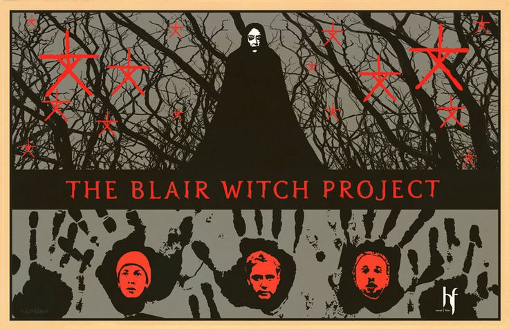 The Blair Witch Project by ~Hartter on deviantART