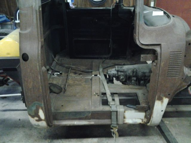 56 F100 Rat Rod Project