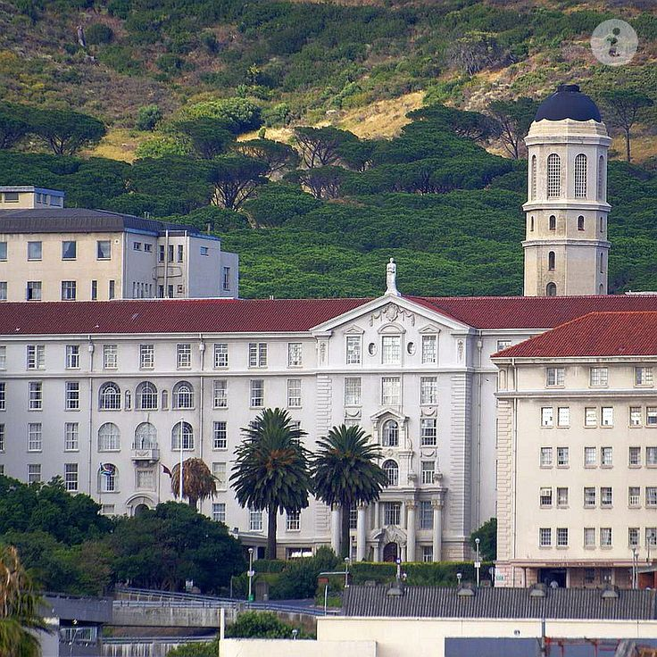 Close to Groote Schuur Hospital
