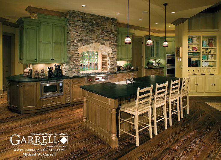 Garrell Associates Inc Amicalola Cottage House Plan