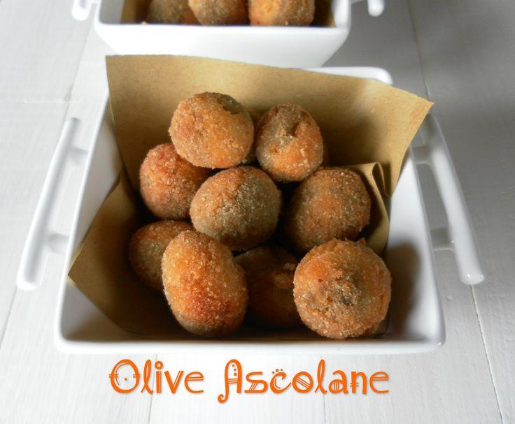Ricette di cucina olive ascolane