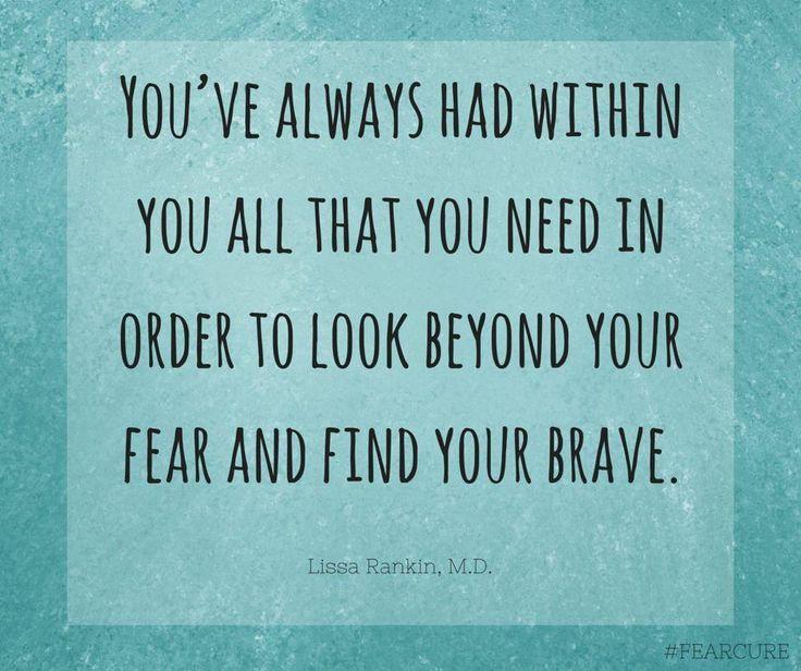 Cat Coluccio |   Find your Brave