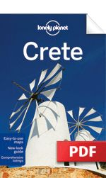 eBook Travel Guides and PDF Chapters from Lonely Planet: Iraklio - Crete (PDF Chapter) Lonely Planet