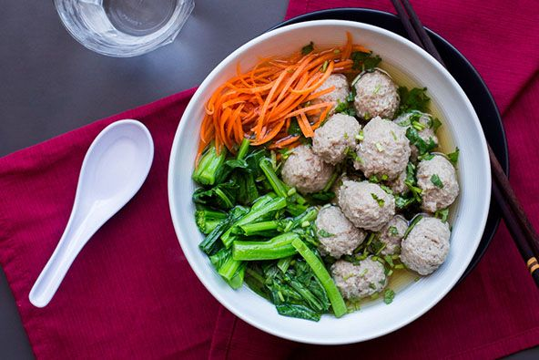MMM: Bakso (Indonesian Beef Balls)  #21dsd #meatballs