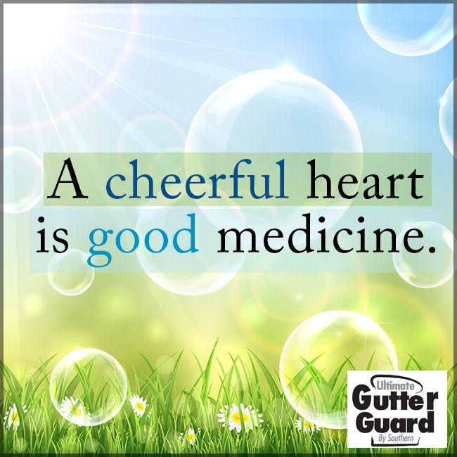 A Happy Heart Happy Heart Cheer Medicine